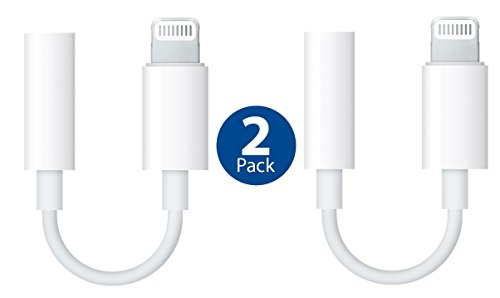 (Apple Lightning to 3.5 mm Headphone Jack)