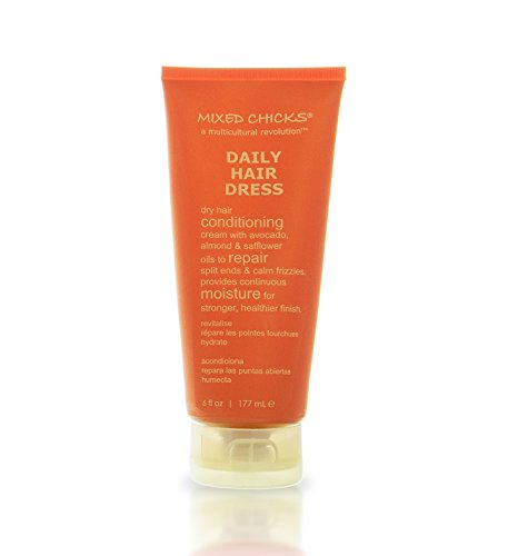Mixed Chicks Daily Hair Dress for Dry and Brittle Hair, 6 fl. oz.