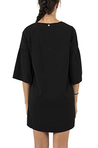 Cilla Noir Femme Robe Kaporal Kaporal Cilla 7xwXq0qEf