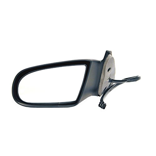 Chevy Lumina Car Power Black paint to match Fixed Non-Folding Rear View Mirror Left Driver Side (1995 95 1996 96 1997 97 1998 98 1999 99 2000 00 2001 01) ()