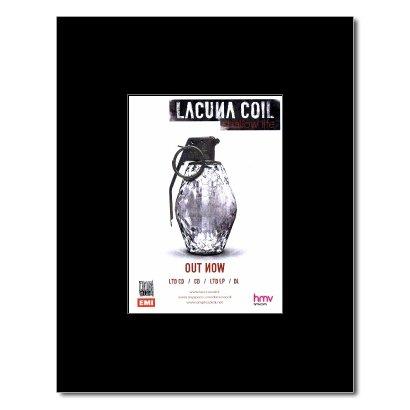 Lacuna Coil - Shallow Life Mini Poster