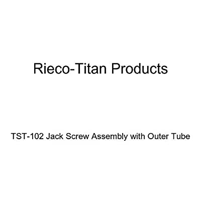 Rieco-Titan Products TST-102 Jack Screw Assembly with Outer Tube