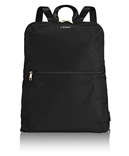 TUMI - Just In Case Backpack - Lightweight Foldable Packable Travel Daypack for Women - Black