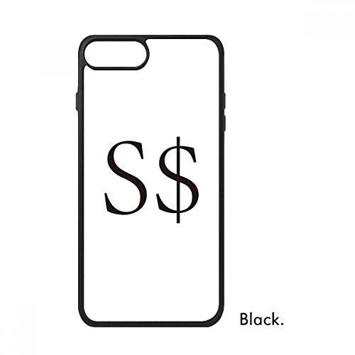 Currency Symbol Singapore Dollar iPhone 7/7 Plus Cases iPhonecase iPhone Cover Phone Case Gift