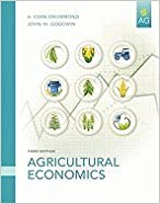 Book Agricultural Economics (3rd, 11) by Drummond, H Evan - Goodwin, John W [Paperback (2010)]