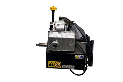 Tecumseh 5.5hp Horizontal 3-3/8 Stepped Shaft, 5/8 at the end, Muffler, No Fuel Tank, Snow King, Recoil Start Engine