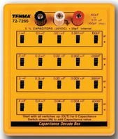 [해외]Tenma 22H6398 용량 10 배 박스 축전기 대체/Tenma 22H6398 CAPACITANCE DECADE BOX CAPACITOR SUBSTITUTION