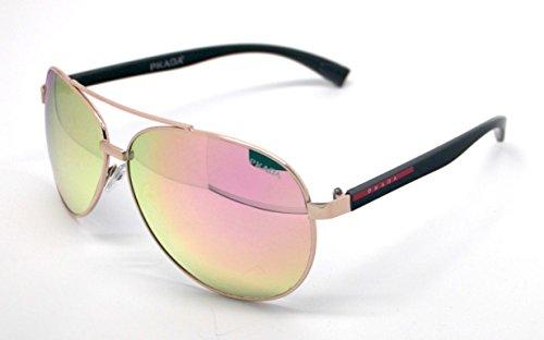Gafas PK3037 Sol Calidad Pkada Rosa UV 400 Hombre Sunglasses de Alta Mujer qvrqRA