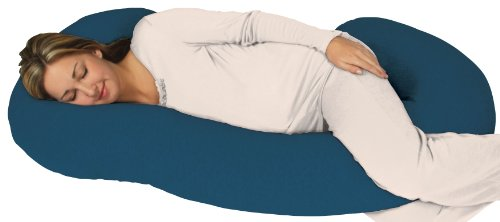 Leachco Pregnancy Pillows - Snoogle Chic Jersey - Snoogle Total