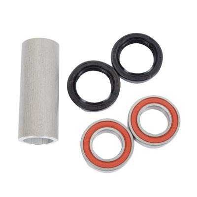 Tusk Impact Wheel Bearing and Seal Kit - Front YF Hub -Fits: Yamaha YZ125 1999-2017 4333424568
