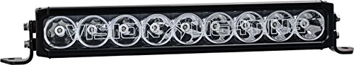 Vision X Lighting 9891620 XPR-9M-Xmitter Prime Race Series Bar Fernscheinwerfer-9 LED 90W-9711 lm-E-Mark