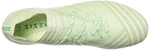 adidas Mens Nemeziz 17.1 Firm Ground Soccer Cleats - Green - Size 11.5 D 5