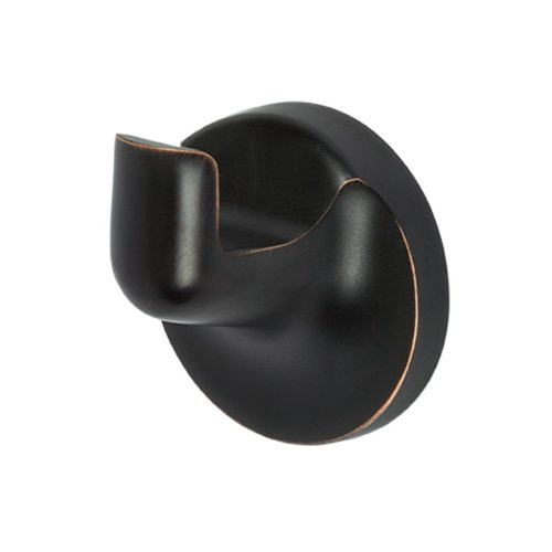 Collection Rubbed Bronze Finish (Pearson Collection Oil Rubbed Bronze Robe Hook Bath Hardware Accessory)