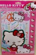 Hello Kitty Letter Stationery Set