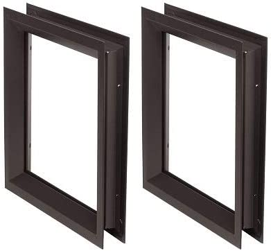 12 x 12 National Guard Lfra100Dkb12X12 Window Frame Kit