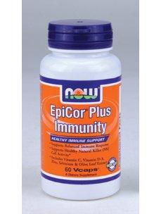 NOW Foods - EpiCor Plus Immunity 60 vcaps