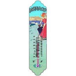 Cartexpo TT888 Monaco Metal Thermometer