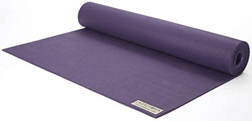 JADE YOGA – Fusion Yoga Mat – Extra thick for extra comfort