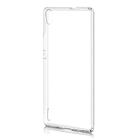 Amazon.com: Ultra Thin Slim – Carcasa blanda de silicona ...