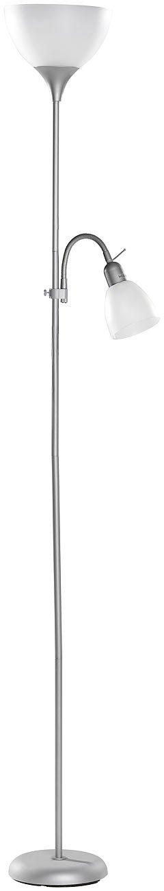 Lampe sur pied avec liseuse Lunartec