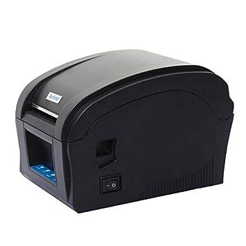 Impresora portátil Impresora, Xprinter XP-360B USB Puerto de ...