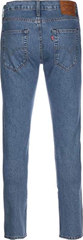 Levi's 512 Slim Taper Fit dżinsy: Odzież