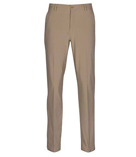 Greg Microfiber Pants Norman - Greg Norman Men's Ml75 Microlux Pant, Bamboo, W: 38