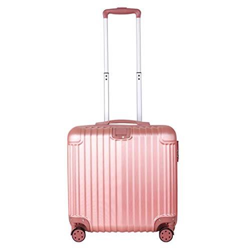 SfHx ファッションモデル18インチ小型スーツケースミニロックボックス旅行荷物 B07PS1GX3W
