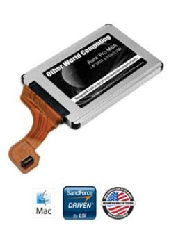 120Gb 1.8 Sata Macbook Air Ssd Ssd by OWC