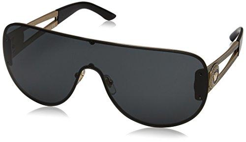 c9e9ac84926f Versace VE2166 Sunglasses 125287-41 - Pale Gold Frame