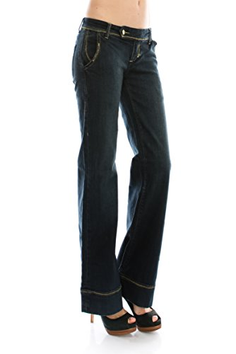 Lawman Western Jeans (VIRGIN ONLY Women's Classic Fit Bootcut Jeans (190 Denim, Size 13))