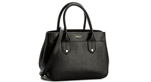Furla Mediterranea handbag small black
