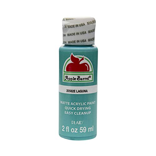 Apple Barrel Acrylic Paint in Assorted Colors (2 oz), 20562, -