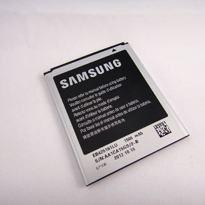 Cheap Replacement Batteries Samsung Galaxy S3 Mini I8190 Battery Replacement - Non-Retail Packaging - Black