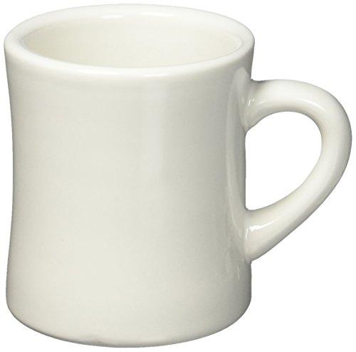 10 Oz Thick Ceramic Coffee Mugs