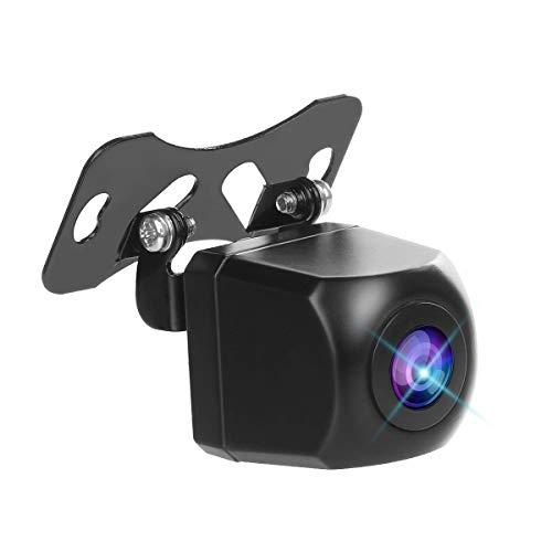 Car Backup Camera,Front View/Rear View Reversing Waterproof 1080×720P HD Camera with 170 ° Wide Viewing Angle,Starlight Night Vision,Back up Camera(12v-24v) for Car/Trucks/RV/Pickup/Jeep/Vehicle.