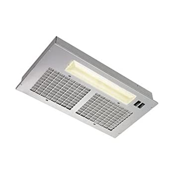 Broan Pm250 Power Module Range Hood, Silver 0
