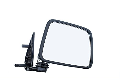 Dependable Direct Right Passenger Side Chrome Non-Heated Folding Door Mirror Nissan D21 Pathfinder Pickup (1986 1987 1988 1989 1990 1991 1992 1993 1994 1995 1996 1997)