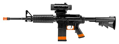 AEG-M4-Full-Auto-Airsoft-Rifle-Black-Semi-auto-and-Full-Auto-Electic-Machine-Gun