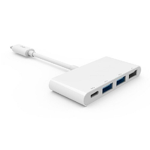 GORITE USB 3.1 Type-C to USB 3.0 Multi Port Hub