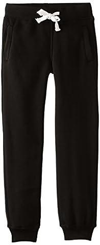 Southpole Big Boys' Boys Active Basic Jogger Fleece Pants, Black, Medium - Color Shoes Pants