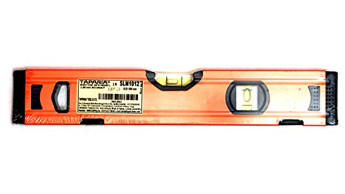 Taparia 12-Inch Spirit Level with Magnet SLM 1012 1