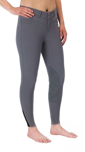Other Crossover (Kerrits Cross-Over Breech Kneepatch Pewter Size: Extra Large)