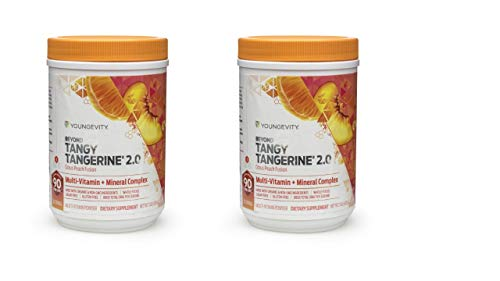- Beyond Tangy Tangerine 2.0 CITRUS PEACH FUSION - 450 G CANISTER - 2 Pack