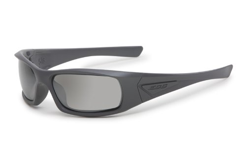 ESS Sunglasses 5B Gray Frame Mirrored Gray Lenes EE9006-05 Medium Large - Ess 5b Sunglasses