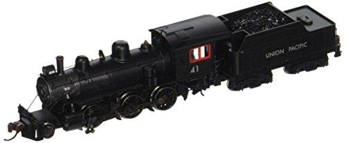 Bachmann Industries ALCO 2-6-0 Union Pacific 41 Steam Locomotive Car (Union Pacific Steam Train)