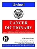 Cancer Dictionary, , 1880973367