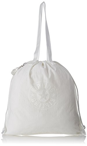 Bianco Tote Borse New Kipling White Donna Hiphurray Lively OqXAw4