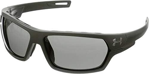 Under Armour Women's Battlewrap Sunglasses Rectangular
