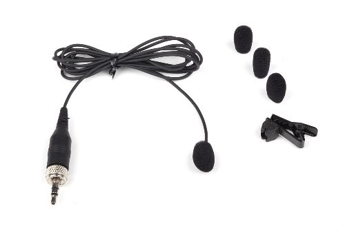 Samson Omnidirectional Lavalier Microphone Connector product image